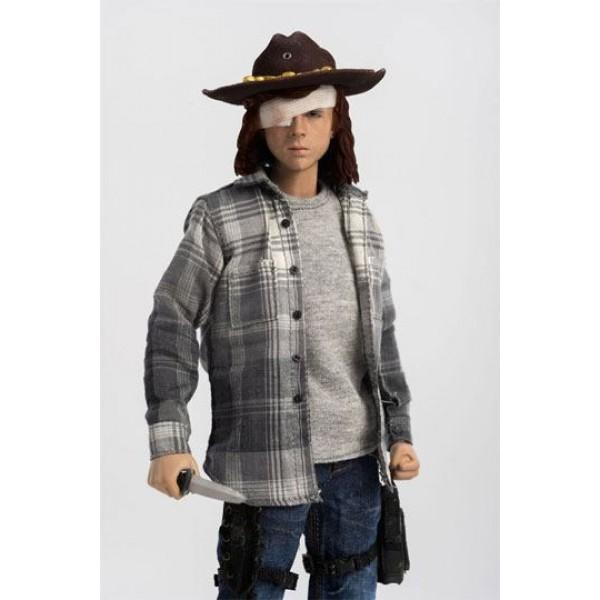 The Walking Dead Action Figure 1 6 Carl Grimes 29 Cm