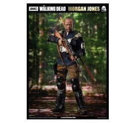 The Walking Dead Action Figure 1/6 Morgan Jones 30 cm