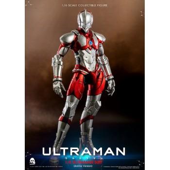 Ultraman: Ultraman Suit Anime Version 1:6 Scale Figure