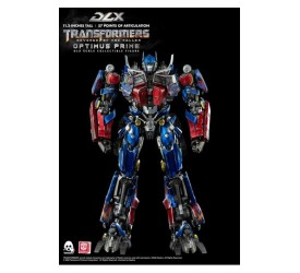 Transformers Revenge of the Fallen DLX Action Figure 1/6 Optimus Prime 28 cm
