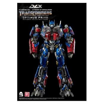 Transformers Revenge of the Fallen DLX Action Figure 1/6 Optimus Prime 28 cm
