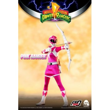 Mighty Morphin Power Rangers FigZero Action Figure 1/6 Pink Ranger 30 cm