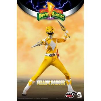 Mighty Morphin Power Rangers FigZero Action Figure 1/6 Yellow Ranger 30 cm