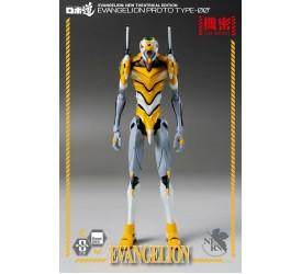 Evangelion New Theatrical Edition: Evangelion Prototype-00 Robo-Dou Figure 25 cm
