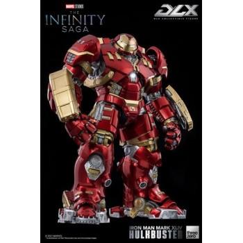 Infinity Saga DLX Action Figure 1/12 Iron Man Mark 44 Hulkbuster 30 cm