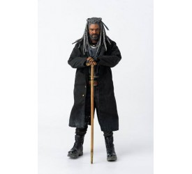 The Walking Dead Action Figure 1/6 King Ezekiel 30 cm