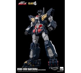 Dancouga Super Beast Machine God Robo-Dou Action Figure Dancouga (Kelvin Sau Redesign) 33 cm