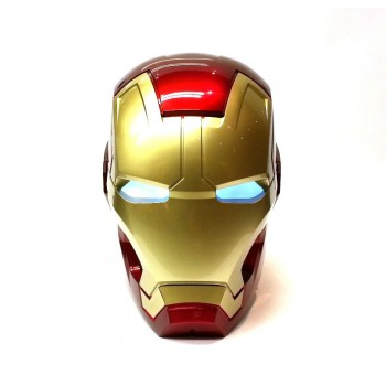 Avengers Age of Ultron Bluetooth Speaker 1/1 Iron Man Mark XLIII Helmet 26 cm