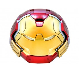 Avengers Age of Ultron Bluetooth Speaker 1/2 Iron Man Mark XLIV Hulkbuster Helmet 25 cm