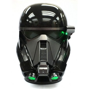 Star Wars Rogue One Bluetooth Speaker 1/1 Death Trooper Helmet 29 cm