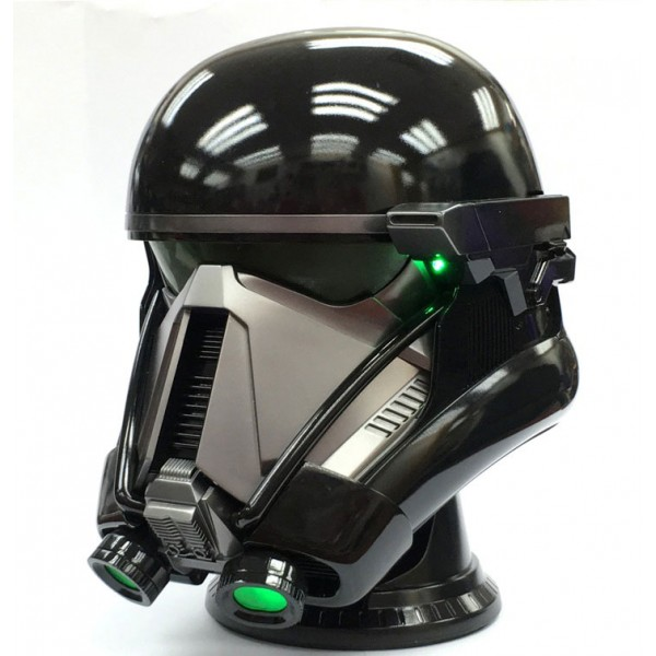 star wars rogue one bluetooth speaker 1 1 death trooper. Black Bedroom Furniture Sets. Home Design Ideas