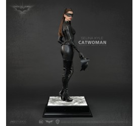 The Dark Knight Rises Selina Kyle Catwoman 1/3 Scale Hyperreal Movie Statue