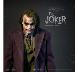 DC Comic The Dark Knight The Joker 1/3 Scale Hyperreal Movie Statue 65 cm