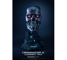 Terminator 2 T-800 Endoskeleton 1/1 scale Art Mask