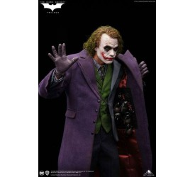 The Dark Knight Statue 1/4 Heath Ledger Joker Artists Edition 52 cm
