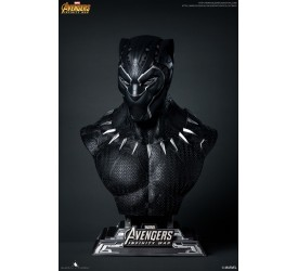Avengers Infinity War Black Panther Life-Size Bust 67 CM
