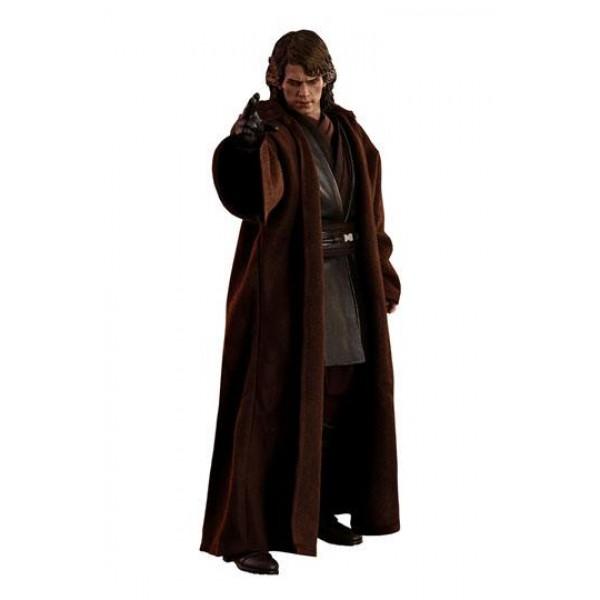 Star Wars Episode Iii Mms Action Figure 1 6 Anakin Skywalker Dark Side 2018 Toy Fair Exclusive 31 Cm
