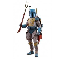 Star Wars Television Masterpiece Action Figure 1/6 Boba Fett Animation Version Sideshow Exclusive 30 cm