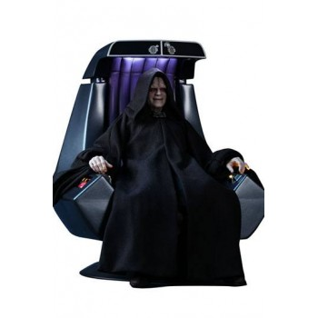 Star Wars Episode VI Movie Masterpiece Action Figure 1/6 Emperor Palpatine Deluxe Version 29 cm