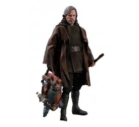 Star Wars Episode VIII Movie Masterpiece Action Figure 1/6 Luke Skywalker Deluxe Version 29 cm