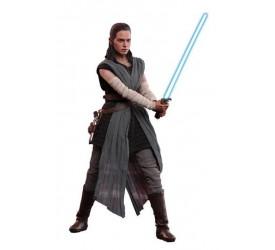 Star Wars Episode VIII Movie Masterpiece Action Figure 1/6 Rey Jedi Training 28 cm