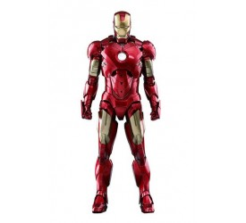 Iron Man 2 Diecast Movie Masterpiece Action Figure 1/6 Iron Man Mark IV 32 cm