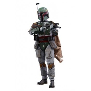 Star Wars Episode V Movie Masterpiece Action Figure 1/6 Boba Fett 30 cm