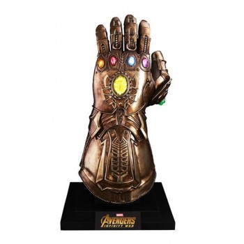 Avengers Infinity War Life-Size Masterpiece Replica 1/1 Infinity Gauntlet 68 cm