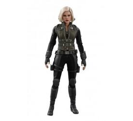Avengers Infinity War Movie Masterpiece Action Figure 1/6 Black Widow 28 cm
