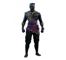 Black Panther MMS Action Figure 1/6 T'Chaka 2018 Toy Fair Exclusive 31 cm