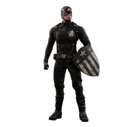Marvel MMS Action Figure 1/6 Captain America Concept Art 2018 Toy Fair Exclusive 31 cm