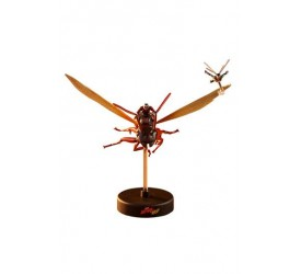 Ant-Man And The Wasp MMS Compact Series Diorama Ant-Man on Flying Ant and the Wasp 11 cm