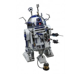 Star Wars Movie Masterpiece Action Figure 1/6 R2-D2 Deluxe Version 18 cm