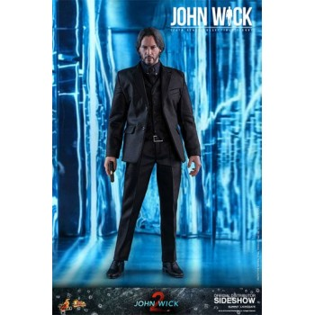 John Wick Chapter 2 Movie Masterpiece Action Figure 1/6 John Wick 31 cm (Reproduction)
