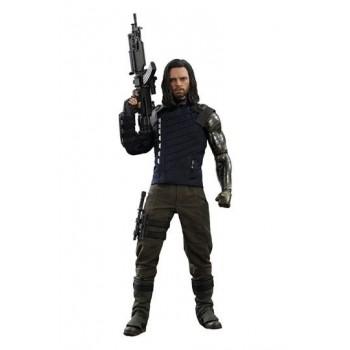 Avengers Infinity War Movie Masterpiece Action Figure 1/6 Bucky Barnes 30 cm