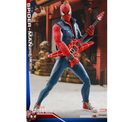 Marvel's Spider-Man Video Game Masterpiece Action Figure 1/6 Spider-Punk 30 cm