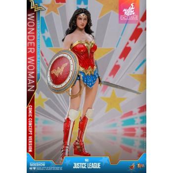 DC Comics Wonder Woman Comic Concept Version 1/6 Scale Figure