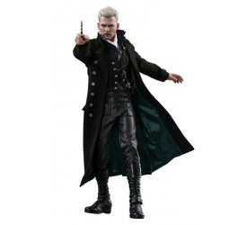 Phantastische Tierwesen 2 Movie Masterpiece Action Figure 1/6 Gellert Grindelwald 30 cm
