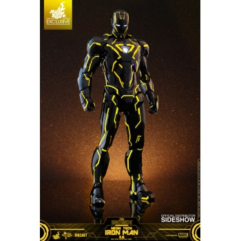 Marvel Neon Tech Iron Man 2.0 Diecast 1/6 Scale Exclusive Figure