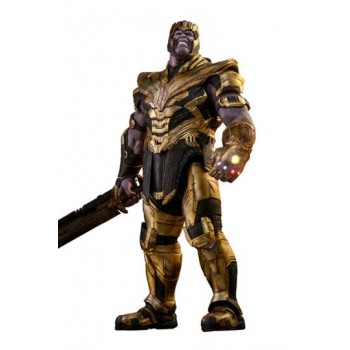 Avengers Endgame Movie Masterpiece Action Figure 1/6 Thanos 42 cm