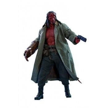 Hellboy Movie Masterpiece Action Figure 1/6 Hellboy 32 cm