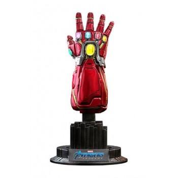 Avengers: Endgame Replica 1/4 Nano Gauntlet Movie Promo Edition 19 cm