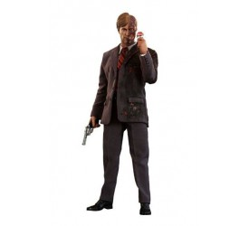 The Dark Knight Movie Masterpiece Action Figure 1/6 Two-Face 2019 Toy Fair Exclusive 31 cm