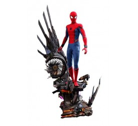 Spider-Man: Homecoming Quarter Scale Series Action Figure 1/4 Spider-Man Deluxe Version 44 cm