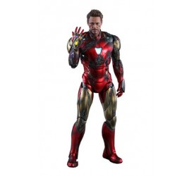 Avengers: Endgame MMS Diecast Action Figure 1/6 Iron Man Mark LXXXV Battle Damaged Ver. 32 cm