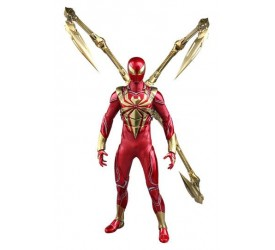 Marvel Spider-Man Video Game Masterpiece Action Figure 1/6 Spider-Man (Iron Spider Armor) 30 cm