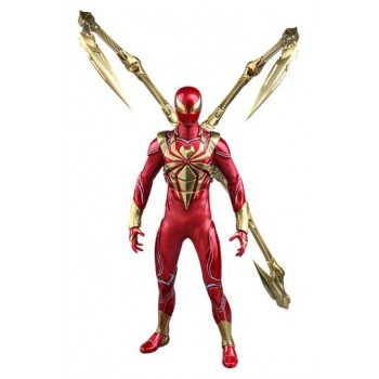 Marvel Spider-Man Video Game Masterpiece Action Figure 1/6 Spider-Man (Iron Spider Armor) 30 cm