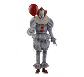 It Chapter Two Movie Masterpiece Action Figure 1/6 Pennywise 32 cm