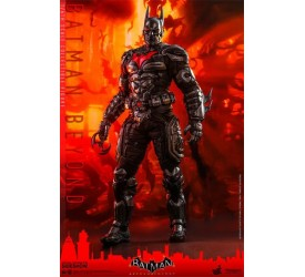 Batman Arkham Knight Videogame Masterpiece Action Figure 1/6 Batman Beyond 35 cm