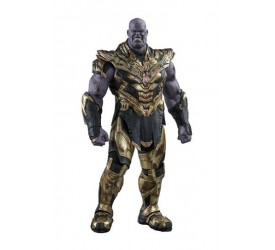 Avengers Endgame Movie Masterpiece Action Figure 1/6 Thanos Battle Damaged Version 42 cm